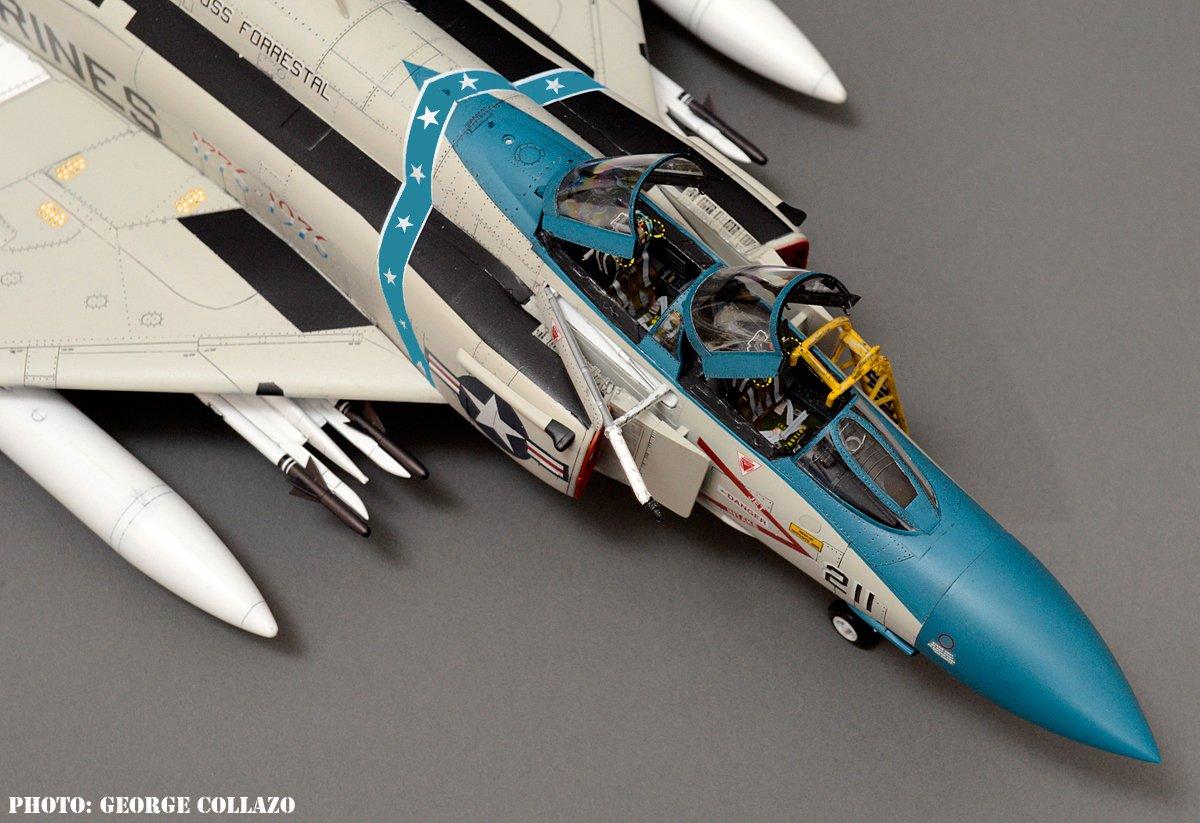 Picture of Tamiya 1/32 F-4J Phantom (Warlords)
