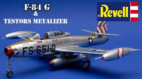 Revell 1/48 F-84G