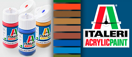 Italery Acrylic Paints
