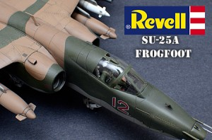 Revell 1/48 SU-25 Frogfoot
