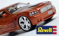 Revell Dodge Charger SRT-8