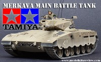 1/35 Tamiya Merkava Main Battle Tank