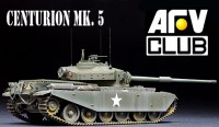 AFV Club Centurion Mk-5 Battle Tank