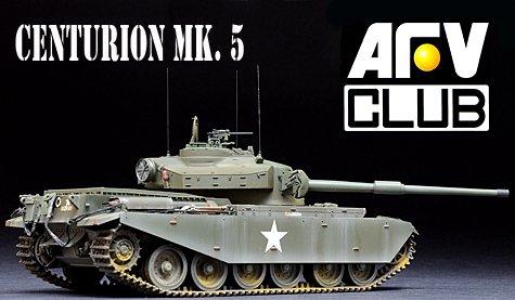AFV Club Centurion Mk-5 Battle Tank