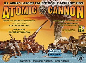 1/32 Revell Atomic Cannon