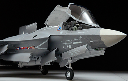 March 20  2013 1...F 22 Cockpit Model