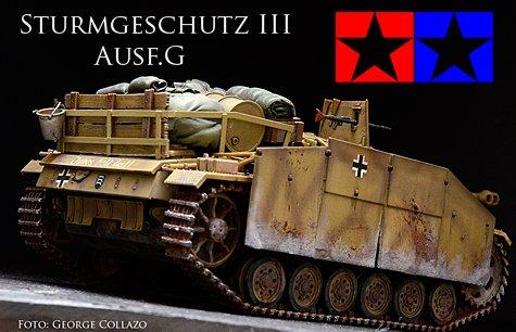Tamiya Sturmgeschutz III Kit 32540