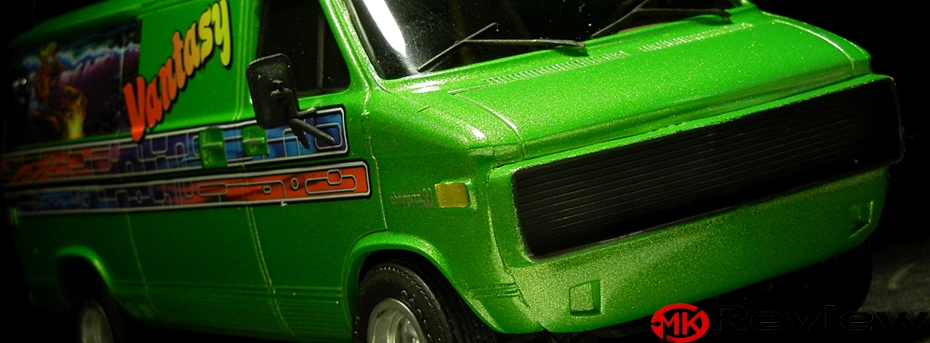 1/24 Dirty Donny Vantasy Chevy Van