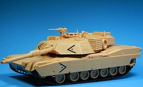 Revell Snap-Tite ® Abrams M1-A1 Tank