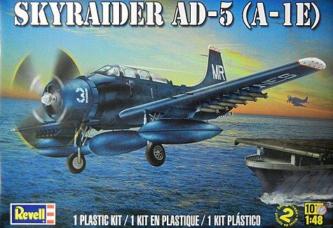 Revell 1/48 Skyraider AD-5 (A-1E)