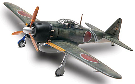 1/48 Japanese A6M5 Zero from Revell