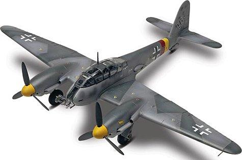 Revell 1/48 Messerschmitt Me 410B-6/R-2