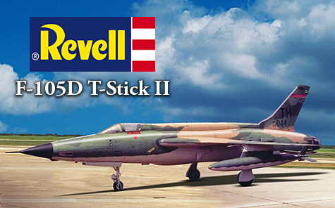 Revell 1/48 F-105D Thunder Stick II