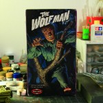 The one that started it all.. kinda, Polar Light's 1999 re-issue of The Wolf Man.