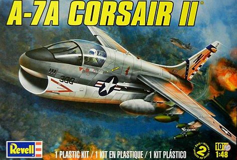 Revell A-7A Corsair II