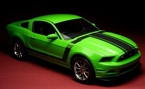 1/24 Revell Mustang 302 Boss