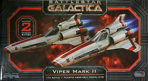 New Moebius Viper Mk. II 1/72