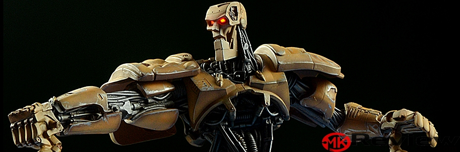Judge Dredd's ABC War Robot Model