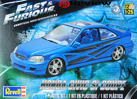 Revell 1/24 Honda Civic Si Coupe