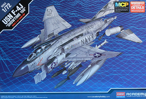 "New Academy USN F-4J ""Showtime 100"""