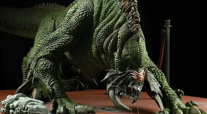 1/12 Kothoga Creature from Pegasus Models